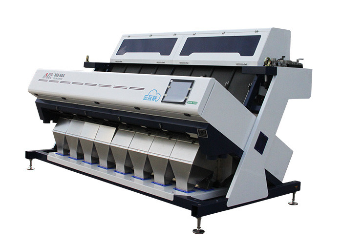RC8 Rice Color Sorter Machine High Clear Imaging Ultra High Speed Processing