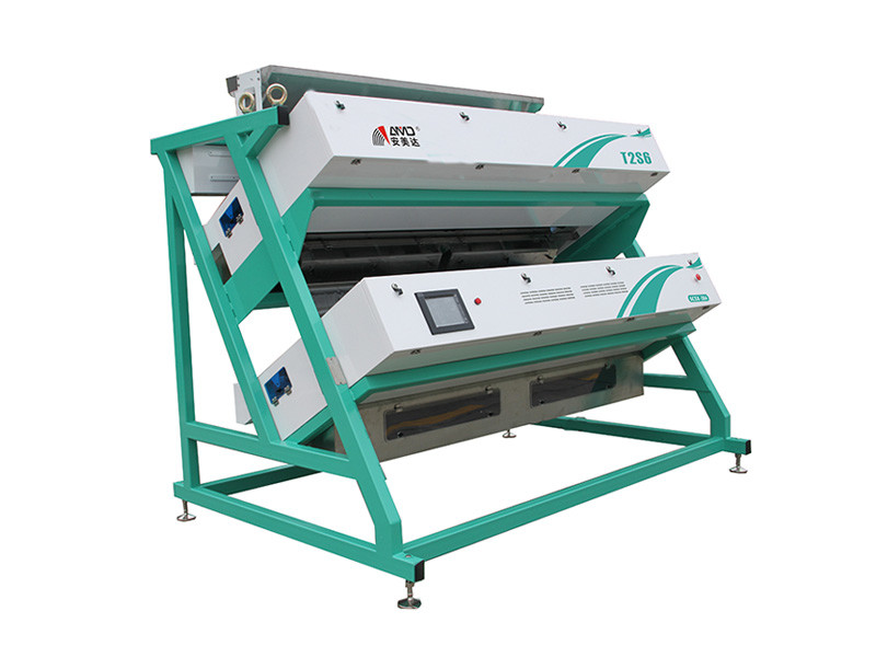 LED Control 3KW 300KG/H Colour Separator Machine