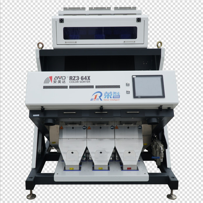 Industrial CCD 4T/H Cereal Grain Color Sorter Machine