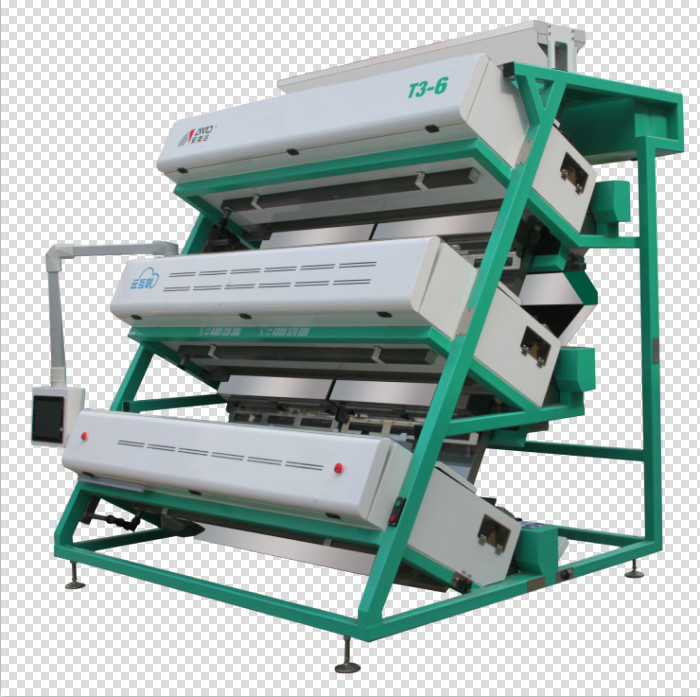 USTC Database Independent Intelligent Tea Color Sorter